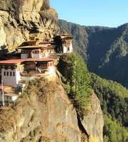 Relaxing Bhutan Honeymoon Tour Package From India