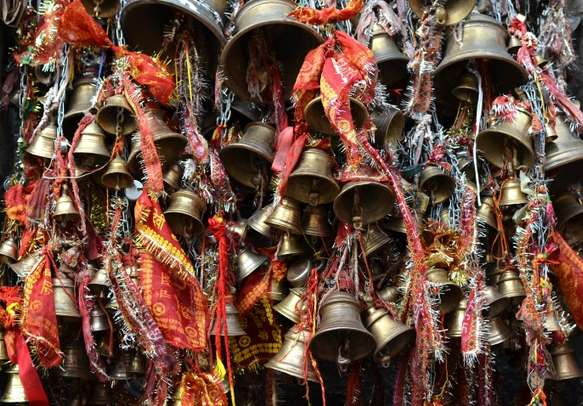 Visit the much revered Kamakhya Temple in Guwahati