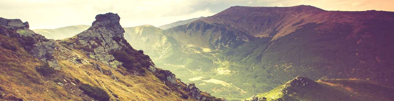 Amazing view of Dalhousie
