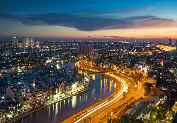 Witness the vibrancy of Ho Chi Minh City