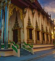 Exhilarating Thailand Honeymoon Package
