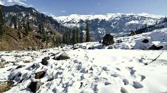 Experience bliss in Solang Valley in Manali