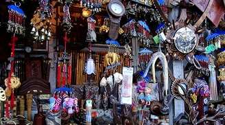 Famous shopping place in Shimla