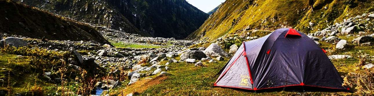 Enjoy the best of camping amidst misty mountains in Dharamshala