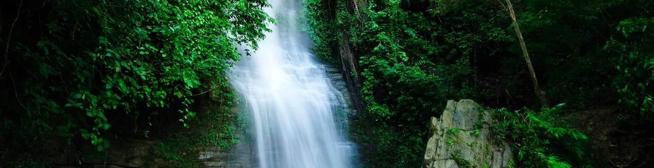 The beauty of Satdhara waterfalls will leave you speechless