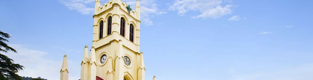 Visit the second oldest church in North India