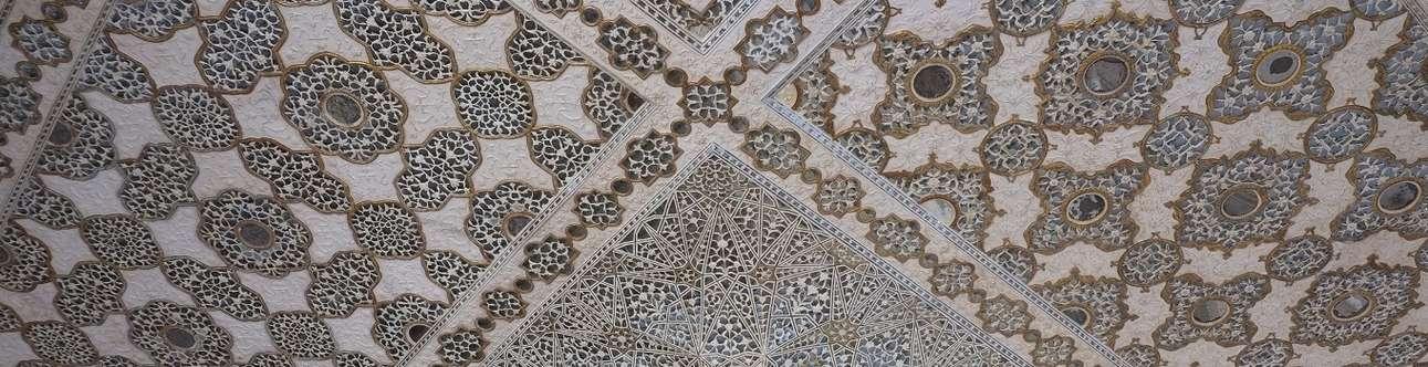 The mesmerizing beauty of Sheesh Mahal