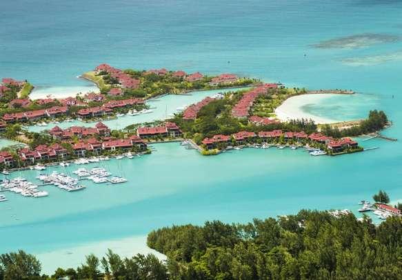 A heavenly honeymoon awaits you at Eden Island in Mahe
