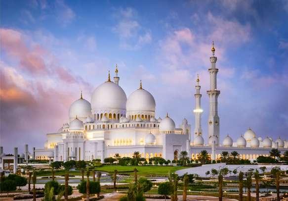 Shake Zayed Grand Mosque