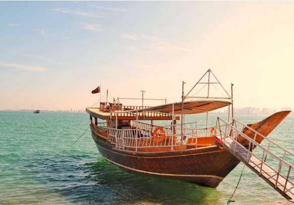 Dhow cruise doha qatar