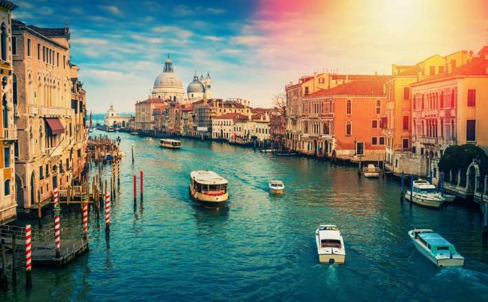 Europe Christmas Holidays Package