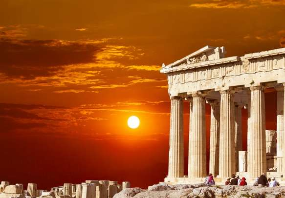 Explore the ancient ruins and artifacts of Athens at Acropolis Museum