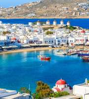 Gorgeous Greece Sightseeing Tour Package