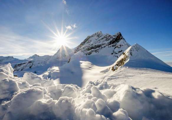 Get to the main summit of the Bernese Alps, Mt Jungfrau