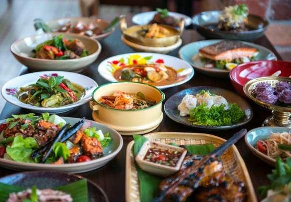 Savor lip-smacking Thai food