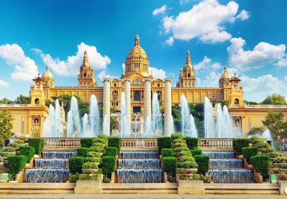 Visit the National Museum in Barcelona