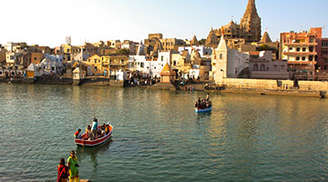 Prime attraction of Dwarka