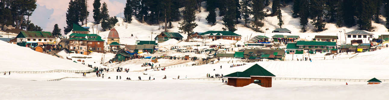 A sought-after skiing destination in India