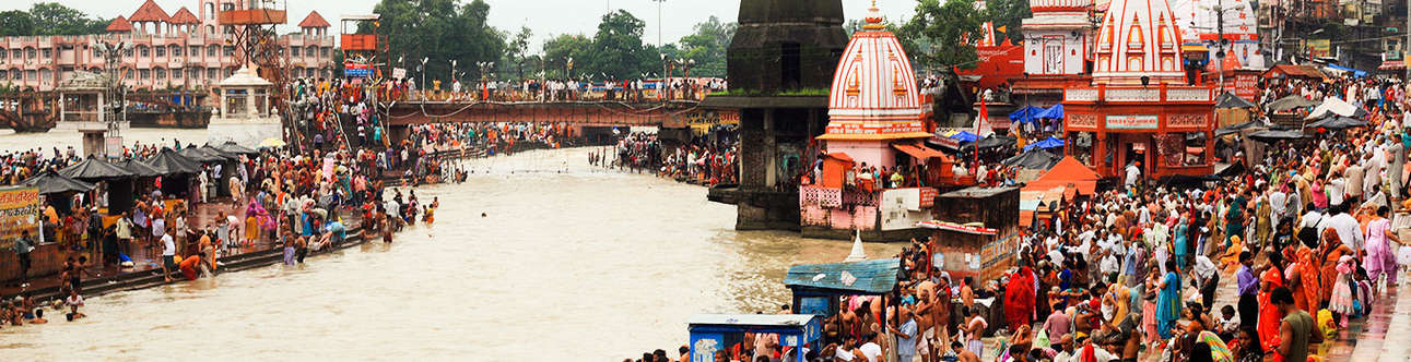Purify your soul in River Ganga