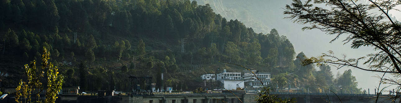 One of the most fabulous dams of Himachal