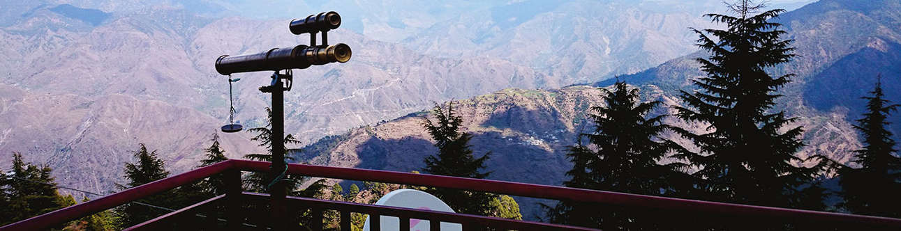 Enjoy a short walk up to the summit of Lal Tibba