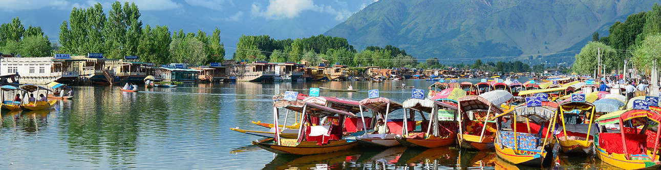 Have the time of your life at Dal Lake