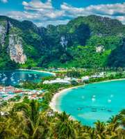 Romantic Bangkok And Phuket Honeymoon Package