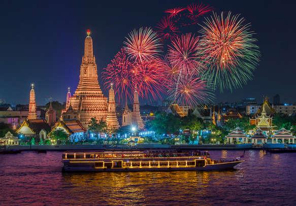 Enjoy River Cruise in Bangkok