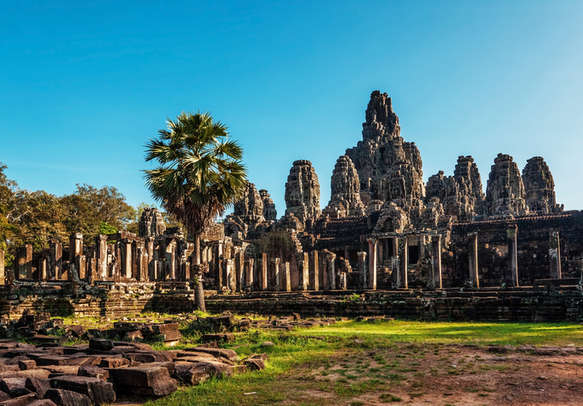 Visit this ancient Buddhist Khmer temple in Angkor Wat complex_ Cambodia