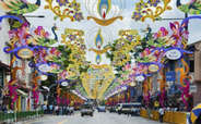 Surrender yourself to the charm of 'Little India' in Singapore