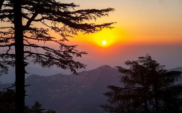 Ecstatic Shimla 4 Night 5 Day Tour Package