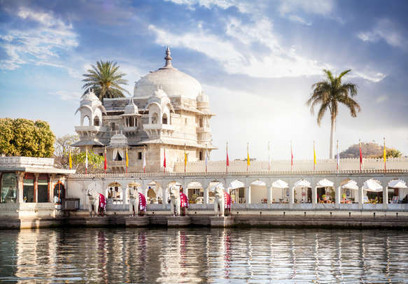 Witness this mesmerizing beauty of Udaipur