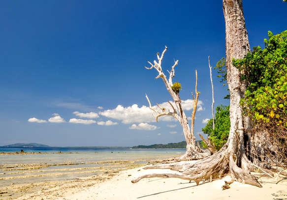 Heavenly beautiful islands
