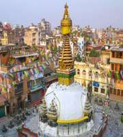 Nepal Couple Tour Package from Delhi