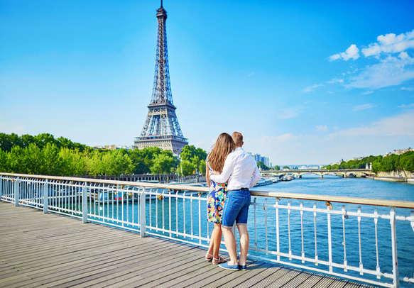 Romantic Paris awaits you