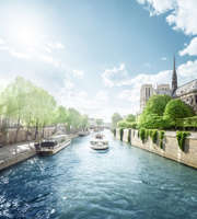 Magnificent Amsterdam, Paris, and Brussels Honeymoon Package