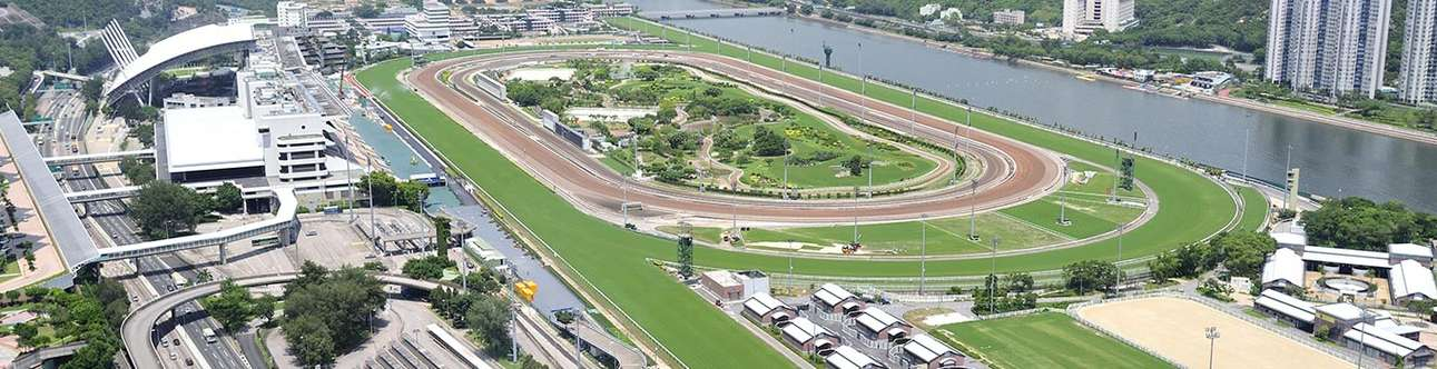 Enjoy your day at the race course