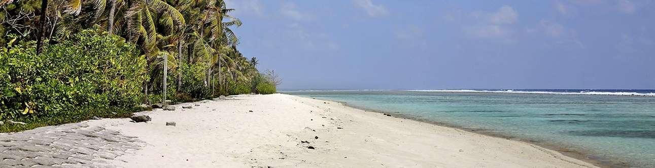 Enjoy the beauty surrounding you at Hulhumale Island