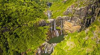 Enjoy the beauty of Black River Gorges National Park in Mauritius