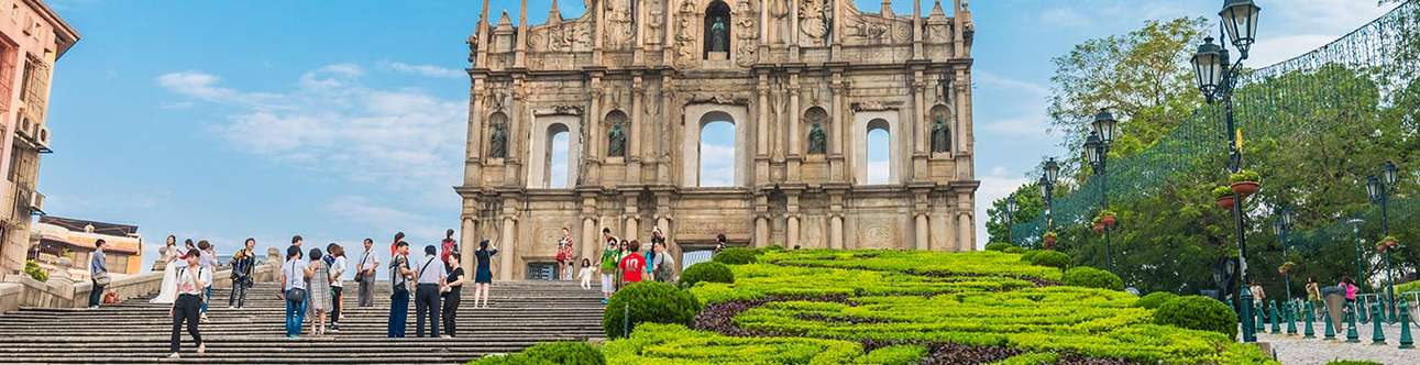 One of the most popular places to see in Macau