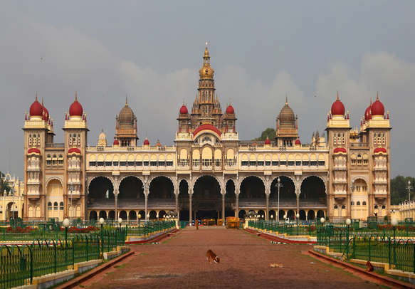 Make sure to visit Mysore Palace