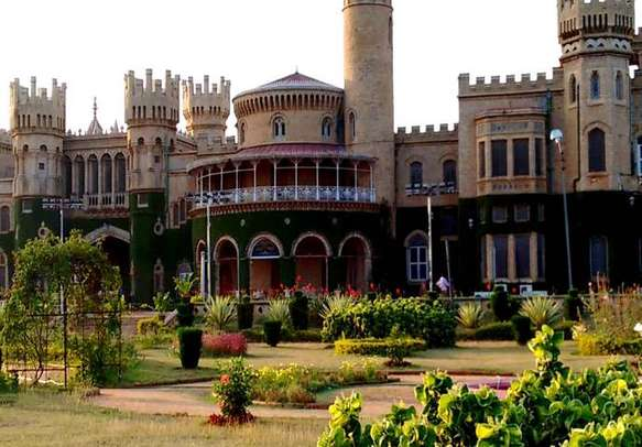 The famous Banglore palace