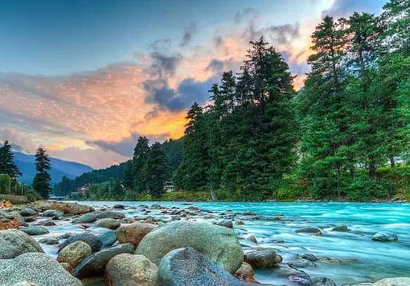 Soak in the serene beauty of Kashmir