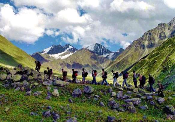 Enjoy trekking with your loved ones