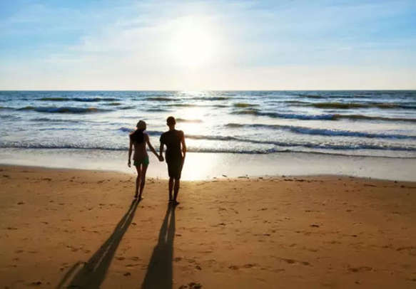 The beauty of Goa beckons you for a lovely honeymoon trip