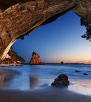 Natural New Zealand Sightseeing Tour Package