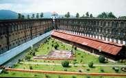 Cellular jail visit