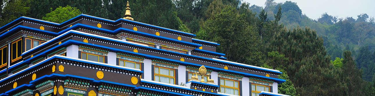 An elegant Buddhist Pilgrimage