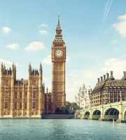 Romantic London honeymoon package
