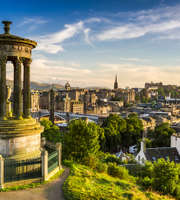 Enlivening London And Edinburgh Tour Package